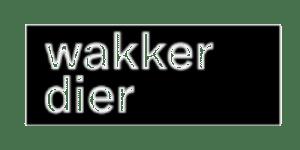 Wakker Dier logo